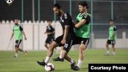 تیم ملی فوتبال افغانستان در قطر
