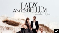Lady Antebellum postiže nove uspjehe albumom Own The Night