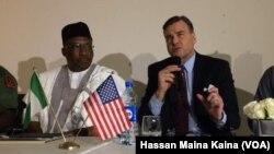US-Nigeria Security meeting in Abuja