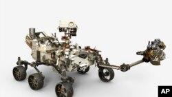"""roboti i NASA-s, """"Mars 2020 Rover"""""""