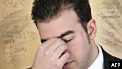 Stres se pojačava u teška ekonomska vremena.