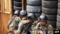 Binh sĩ thuộc đơn vị Kopassus của Indonesia