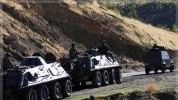 پیشروی ارتش ترکيه به سوی قرارگاه های پ کا کا در شمال عراق