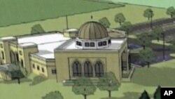 田纳西州默弗里斯伯勒镇新伊斯兰中心计划图