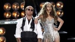 مراسم اهدای جوایز سینمایی MTV و رقص تام کروز با جنیفر لوپز