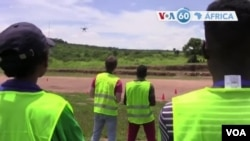 Manchetes Africanas 30 Janeiro 2020: A academia de drones no Malawi