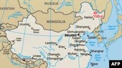 Mapa Kine