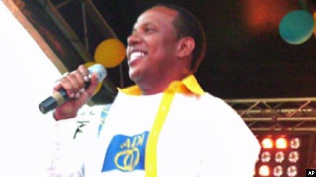 Patrice Trovoada é presidente do ADI