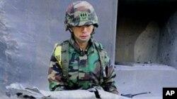 جنوبی کوریا: لاپتہ ہونے والے ہیلی کاپٹر کا ملبہ مل گیا