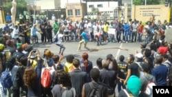 University Students Demo