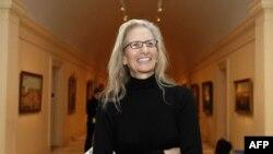 Fotograf Eni Libovic na izložbi u Smitsonijanovom Muzeju američke umetnosti u Vašingtonu