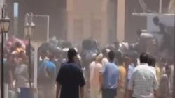 利比亞危機迫使突尼斯關閉邊境