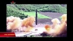 Mỹ: 'Phải cứng rắn với Bắc Triều Tiên'