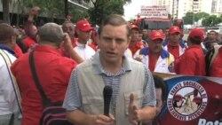 Venezuela: oficialistas expresan apoyo al gobierno