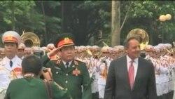 美国军力亚洲再平衡要走平衡木