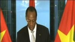 布基納法索反對黨拒絕接受軍人統治