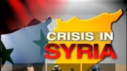 VOA Presents: President Obama Addresses Syria Crisis