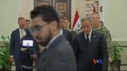 美國國防部長突訪伊拉克