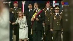 وینزویلا کے صدر مدورو پر مبینہ ڈرون حملہ