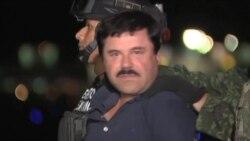Inminente extradición de El Chapo Guzmán