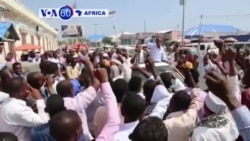 I Mogadishu Bamaganye Icyemezo ca Perezida Trump kuri Yeruzalemu
