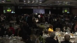 Youth Remember Civil Rights Icon MKL at Chicago Breakfast