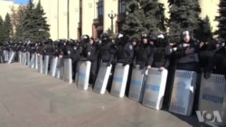 乌克兰第二大城市人心惶惶