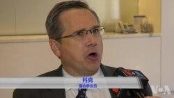川蔡热线引发热议 美议员科克:我们不该弃台湾而去