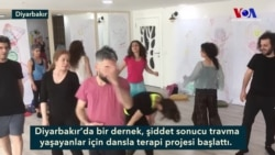 Şiddete Karşı Dansla Terapi