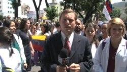 Médicos venezolanos exigen apertura del canal humanitario