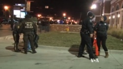 Police in Ferguson Briefly Clash with Protesters