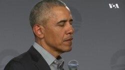 Барак Обама згортував молодих лідерів Європи у Берліні. Відео