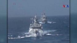 Trung Quốc thông báo tập trận ở Biển Đông