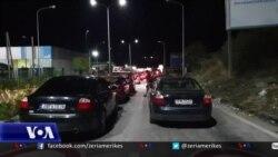 Zgjidhet kriza e radhëve kilometrike në kufirin shqiptaro – grek