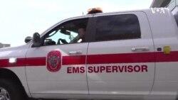 Američke hitne službe u punoj pripravnosti