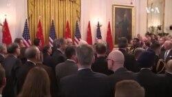 美中第一階段貿易協議面臨批評 第二階段能否啟動存疑 (粵語)