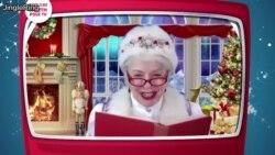 传统圣诞老人走向数字化