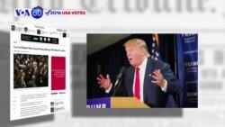 Manchetes Americanas 1 Dezembro 2015