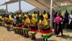 Celebration of Life of Former Zimbabwe President Robert Mugabe
