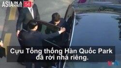 Cựu TT Hàn Quốc 'xin lỗi nhân dân' (VOA60 châu Á)