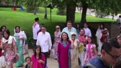 Warga Muslim Indonesia Rayakan Idul Fitri di Washington - VOA untuk Kompas TV