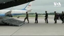 Президент та перша леді США вшанували пам'ять загиблих внаслідок вибуху в Афганістані. Відео