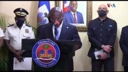 Ayiti: Otorite yo poko anonse dat misyon Òganizasyon Eta Ameriken yo ap antre nan peyi a.