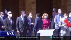 Shkup, Zoran Zaev i dorëzon parlamentit emrat e kandidatëve për ministra