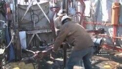 Низькі ціни на нафту гальмують сланцеву революцію у США. Відео
