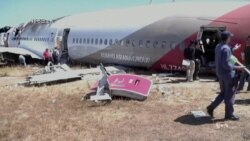 Safety Board Cites Flight Crew, Automated Systems in Asiana Crash