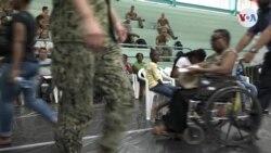 Comenzó misión del USNS Comfort en Trinidad y Tobago