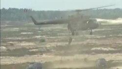 北約快速反應部隊軍演展示作戰準備