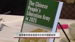 美军事专家发表新书分析中国解放军