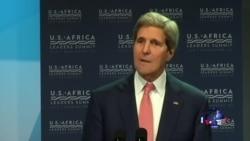 美国和非洲领导人举行高峰会